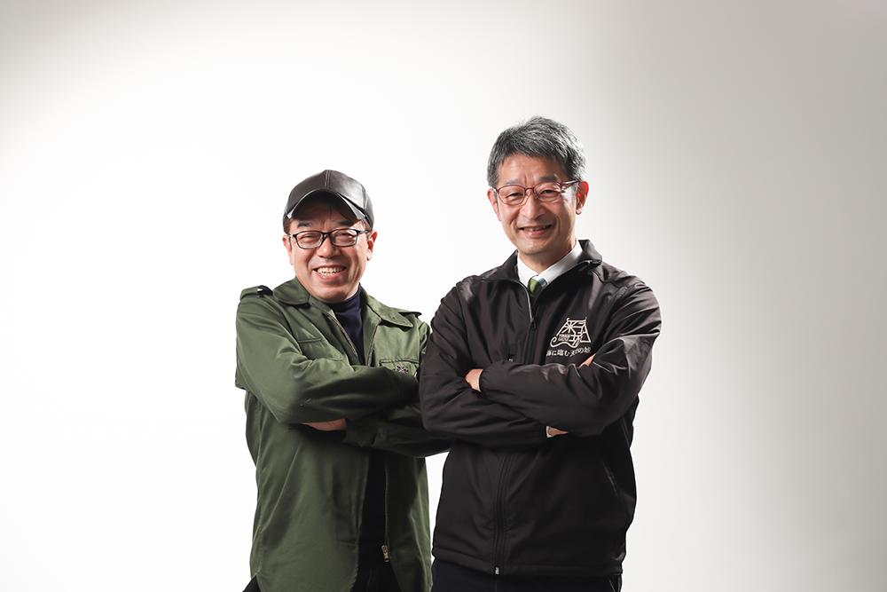 赤井孝美と岡雄一